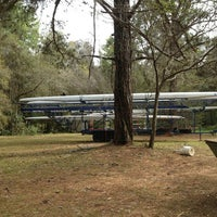 Photo taken at Alfred B. Maclay Gardens State; Tallahassee Rowing Club by am j. on 3/12/2013