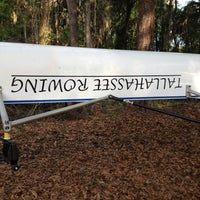 Photo taken at Alfred B. Maclay Gardens State; Tallahassee Rowing Club by am j. on 4/27/2013