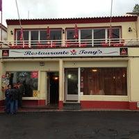 Foto tirada no(a) Restaurante Tony's por Fedor F. em 6/16/2013
