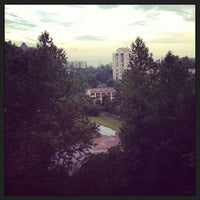 Photo taken at Школа № 356 by Fedor F. on 6/29/2013