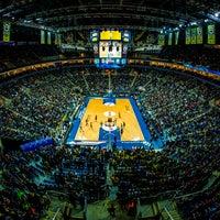 Foto tirada no(a) Ülker Spor ve Etkinlik Salonu por Ülker Sports Arena em 9/19/2014