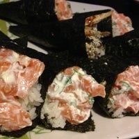Photo taken at Hachi Japonese Food by Anna V. on 11/10/2012