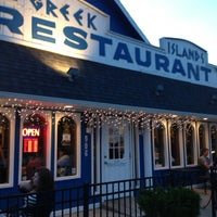Photo taken at Greek Islands Restaurant by Tommy R. on 8/18/2013