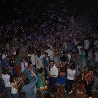 Photo taken at Kaya The Rock Bar by Serkan Doğan on 8/12/2013