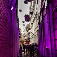 Photo taken at St Christopher's Place by Skyler T. on 11/11/2013