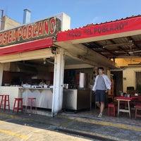 Photo taken at Tacos el Frances by Haowei C. on 5/5/2018