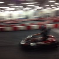 Photo taken at K1 Speed Carlsbad by Haowei C. on 9/10/2013
