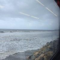 Photo taken at Metrolink San Clemente by Haowei C. on 3/1/2014