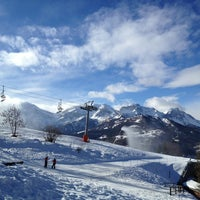 Photo taken at Chalet del Sole by Maurizio B. on 1/15/2013