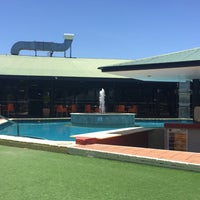 Photo taken at Chifley Alice Springs Resort by Sera C. on 1/9/2016