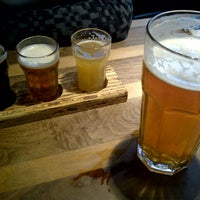 Photo taken at HELM Microbrasserie by Brice S. on 9/19/2012
