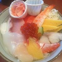 Photo taken at Takeya Sushi by Karen L. on 5/27/2013