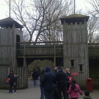 Photo taken at Gullivers World by Nigel S. on 4/1/2013