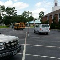 Photo taken at West Jacksonville Baptist Church by John C. on 7/6/2015