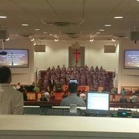 Photo taken at West Jacksonville Baptist Church by John C. on 7/19/2015