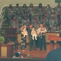 Photo taken at West Jacksonville Baptist Church by John C. on 4/19/2015