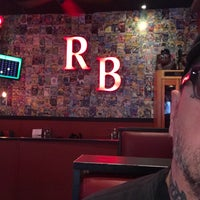 Photo taken at Red Brick Tap and Grill by rude b. on 5/12/2017