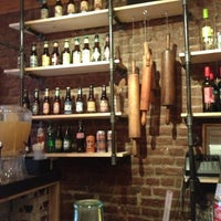 Photo taken at Slice - The Perfect Food by Allegra W. on 2/23/2013
