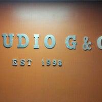 Photo taken at Studio G Hair Salon by Talya B. on 11/22/2012