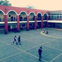 Photo taken at Liceo Leonardo Murialdo by Daani P. on 2/27/2013