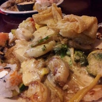 Photo taken at East Hibachi Grill by Molly W. on 11/30/2012