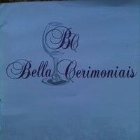 Photo taken at Bella Cerimoniais by Dicley G. on 7/2/2013