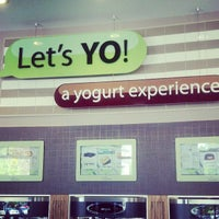 Photo taken at Let's YO! Yogurt of Montclair by Beth G. on 5/21/2013