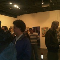 Photo taken at Blackbook gallery by Tone on 11/3/2012