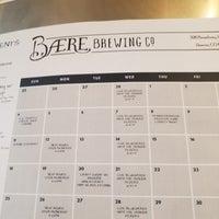 Photo prise au Baere Brewing Co. par Tone M. le3/19/2018