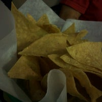 Photo taken at Los Mesones Taqueria by Tone M. on 10/27/2012