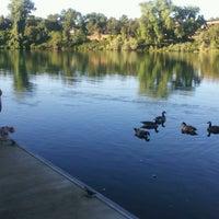 Photo taken at Lake Redding Park by L B. on 7/5/2014