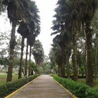 Photo taken at Parque Zonal Huascar by Carl A. on 5/24/2013