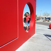 Photo taken at Target by Crystal V. on 3/12/2013