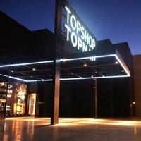 Photo taken at Topman by wheresjake on 10/20/2012