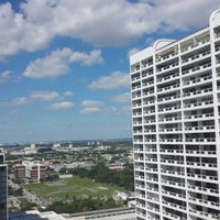 Photo taken at Venetia Towers by Ron H. on 10/12/2013