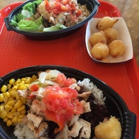 Photo taken at Pollo Tropical by Andrea D. on 7/24/2015