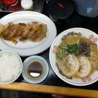 Photo taken at 豚骨一丁 有明店 by みのっち on 10/7/2012