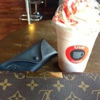 Photo taken at True Coffee by Pou T. on 11/22/2012