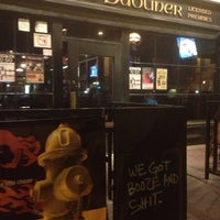 Photo taken at The Auld Dubliner by Julia T. on 6/1/2013