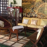 Photo taken at Balay Indang, The Red Ginger Farm & Garden by Sugar S. on 10/12/2012