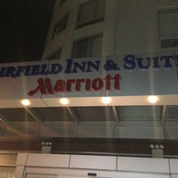 Photo taken at Fairfield Inn & Suites By Marriott New York Brooklyn by Eddison C. on 7/12/2013