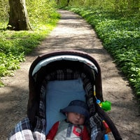 Photo taken at Niedwald by Alice on 4/15/2015