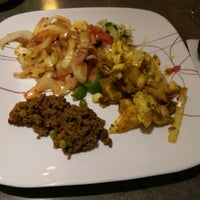 Photo taken at India Palace Restaurant by Adriano C. on 8/12/2014
