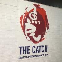 2/20/2016 tarihinde Konstantino B.ziyaretçi tarafından The Catch Seafood Restaurant & Bar'de çekilen fotoğraf
