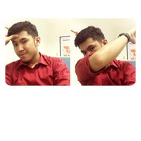 Photo taken at Kantor Indosat Teluk by Febrian A. on 5/21/2013