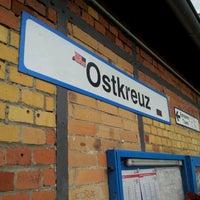Photo taken at Bahnhof Berlin Ostkreuz by Martin G. on 10/12/2012