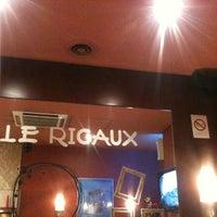 Photo taken at Le Ricaux by DJ🅿️H⭕️🅱🅾💲[DKLR] on 11/5/2012