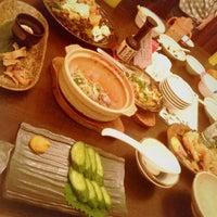 Photo taken at いくた by sakino on 10/20/2012