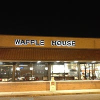 Photo taken at Waffle House by C. B. on 11/23/2012