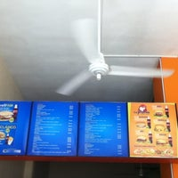 Photo taken at La Preferida tortas&burger by Jonathan A. on 1/4/2013
